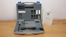 Carefusion MicroLab ML3500 Spirometer with Case and Accesories