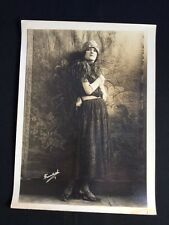 PUBLICITY PHOTOGRAPH OF SILENT FILM STAR MARY PHILBIN