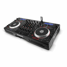 NEW Numark MIXDECK QUAD  4 CHANNEL USB/MIDI NEW UNIVERSAL DJ CONTROLLER CD MP3
