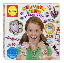 Bijoux en céramique créer Ceramic Perle Sticker Fête de Alex 01753