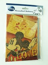 "Disney - Mickey & Minnie Mouse - Retro Mickey ""True Love"" Photo Album"