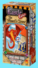 CASTLE PANIC THE WIZARD'S TOWER Expansion Pack Fireside Board Games 2015 FSD1002