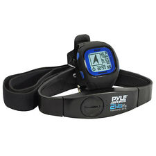 PSWGP405BL Blue GPS Heart Rate Watch Navigation Speed Distance Workout Memory