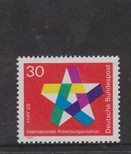 WEST GERMANY MNH STAMP DEUTSCHE BUNDESPOST 1969 LABOUR ORGANISATIONS  SG 1486