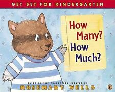 How Many? How Much?: Timothy Goes To School Learning Book #2 (Get Set-ExLibrary