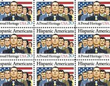1984 - HISPANIC AMERICANS - #2103 Full Mint -MNH- Sheet of 50 Postage Stamps