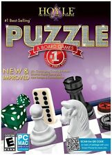 Hoyle Puzzle and Board Games (PC, 2012) *new,sealed*