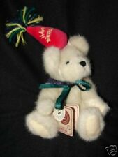Retired Boyd's Bears - Happy Birthday - J J Best Dress ~ Red Hat Birthday ~ gift