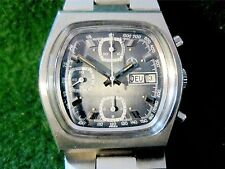 RARE O/W PRECISION SWISS CHRONOGRAPH - 17J VALJOUX 7750 MOVEMENT - NEW OLD STOCK