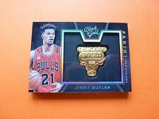 Jimmy Butler, 2015-16 Panini Black Gold Team Emblem #18, Chicago Bulls, CASE HIT