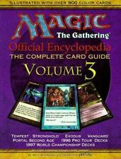 Magic: The Gathering Official Encyclopedia, Volume 3 by Beth Moursund (New)