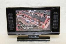 Casa De Muñecas (pantalla Plana TV con Coronation Street