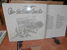 "pum""the flight over trio""dble -lp12''or.suisse1987turicaphon ag.jor:8720 signed"