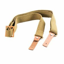 Military Green Sling Chinese Adjustable Canvas Sling Tan 47 SKS/AK