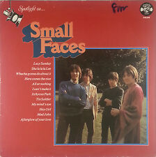 Small Faces Spotlight On 12 Zoll LP  K87 washed - cleaned
