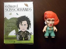 "Edward Scissorhands Titans ""I'm Not Finished"" Vinyl Figure - JOYCE"