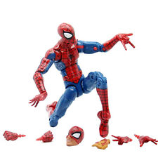 "6""Marvel Legends Infinite Series Pizza Spiderman Action Figure Superhero Toy New"