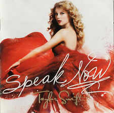 Taylor Swift - Speak Now CD ALBUM NEW (27.3)