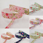 "2015 Free shipping 5 -10 Yards 3/8'' ,5/8'' ,1"", 1.5"", printed Grosgrain Ribbon"