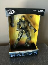 ** Halo 3 Master Chief Spartan-117 (McFarlane Giant 12-INCH Figure) XBOX ** NEW!