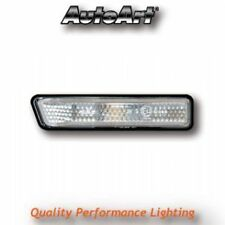 Quality BMW 3-series (E36) (09.96-), X5 Side Repeaters - Clear with Amber Bulbs