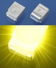 S183 - 50 Stück SMD LED PLCC-2 3528 gelb LEDs 1210 yellow