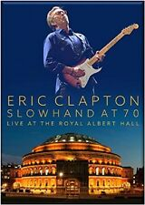 ERIC CLAPTON - SLOWHAND AT 70-LIVE AT THE ROYAL ALBERT HALL 2 DVD + CD NEU