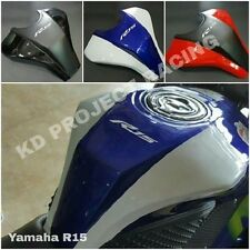 Yamaha Yzf R15 Cover Tank Style Bigbike Bigger Fairing Accessorie Oil Sport Fit