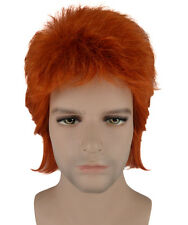 DAVID BOWIE 'ZIGGY STARDUST' COSTUME WIG | HD-1036