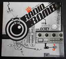 RADIO BOMB Chip Jockey 6 - CD NEW- Drum N Bass Breaks Techno BEDLAM SPIRAL TRIBE