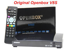 Original OPENBOX Full HD V8S TV Digital Free Sat PVR Satellite Receiver Box NEW