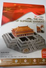 3D Puzzle The Hall of Supreme Harmony Cubic Fun Verbotene Stadt China Peking
