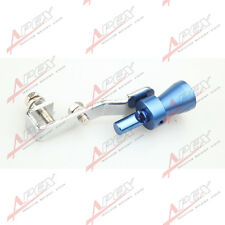 Universal Turbo Sound Exhaust Whistle/Fake Blow off BOV Simulator Blue s D
