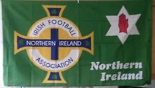 ifa flag irish football association 5 x 3 northern ireland belfast loyalist euro