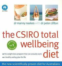 The CSIRO Total Wellbeing Diet  - NEW