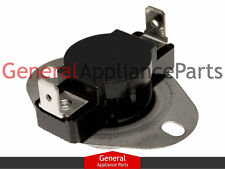 Gibson White Westinghouse Clothes Dryer High Limit Thermostat Switch 5308009001