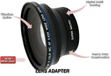 58MM 0.43x Wide Angle Lens with Macro for Canon T6s T6i T5 T5i T4i T3i T3 SL1 7D