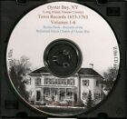 Oyster Bay Town Records 1653-1763 - Volumes 1-6