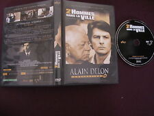 2 hommes dans la ville de José Giovanni avec Alain Delon, DVD, Drame