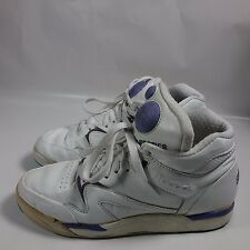 VINTAGE 90's Women's Reebok Pump Aerobics HexALite Hi-Top Sneakers Shoes-6.5