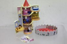 BEN & HOLLY Little Kingdom Magic Castle Playset With Wand Stairs Figurines