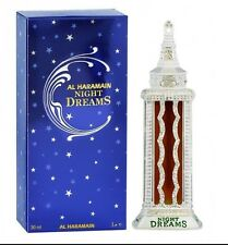 Night Dreams By Al Haramain 30ml Concentrated Perfume Oil (Sandal/Musky/Floral)
