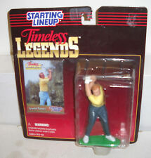 #7233 NRFC Kenner Starting Lineup Timeless Legends 1995 Golf - Arnold Palmer