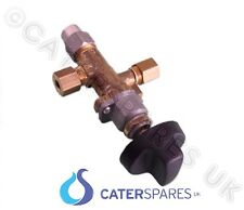 CATERING EQUIPMENT GAS GRIDDLE CONTROL VALVE & KNOB OFF-HI-LO FFV FFD