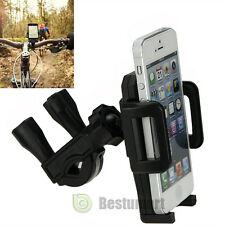 Universal Adjustable CELL PHONE HOLDER Motorcycle Bike Bicycle Handlebar Mount