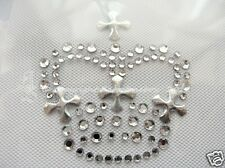 Hotfix Rhinestone Iron-on Picture pretty small Coronet Crown 120112