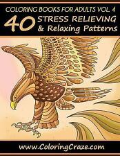 Adult Coloring Books, Creative Zentangle Designs and Mandala Coloring Pages,...