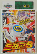 Takara Original Beyblade G Revolution Dragon A-1 Brand New made Korea Sonokong