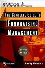 The Complete Guide to Fund-Raising Management (2nd Edition)-ExLibrary