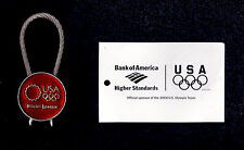 FREE SHIP / 2004 Summer Olympics / Athens, Greece / Keychain / NEW !